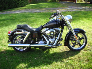 "2013 HARLEY-DAVIDSON FLD SWITCHBACK "" Byte USA bil  """