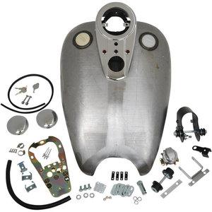 Quickbob Sportster tank med mätare