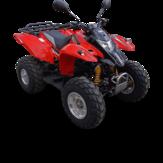 SMC CBW 50cc moped