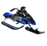 KIDS SNOW BIKE BLUE