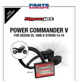 PowerCommander V Suzuki DL 1000 2013-14