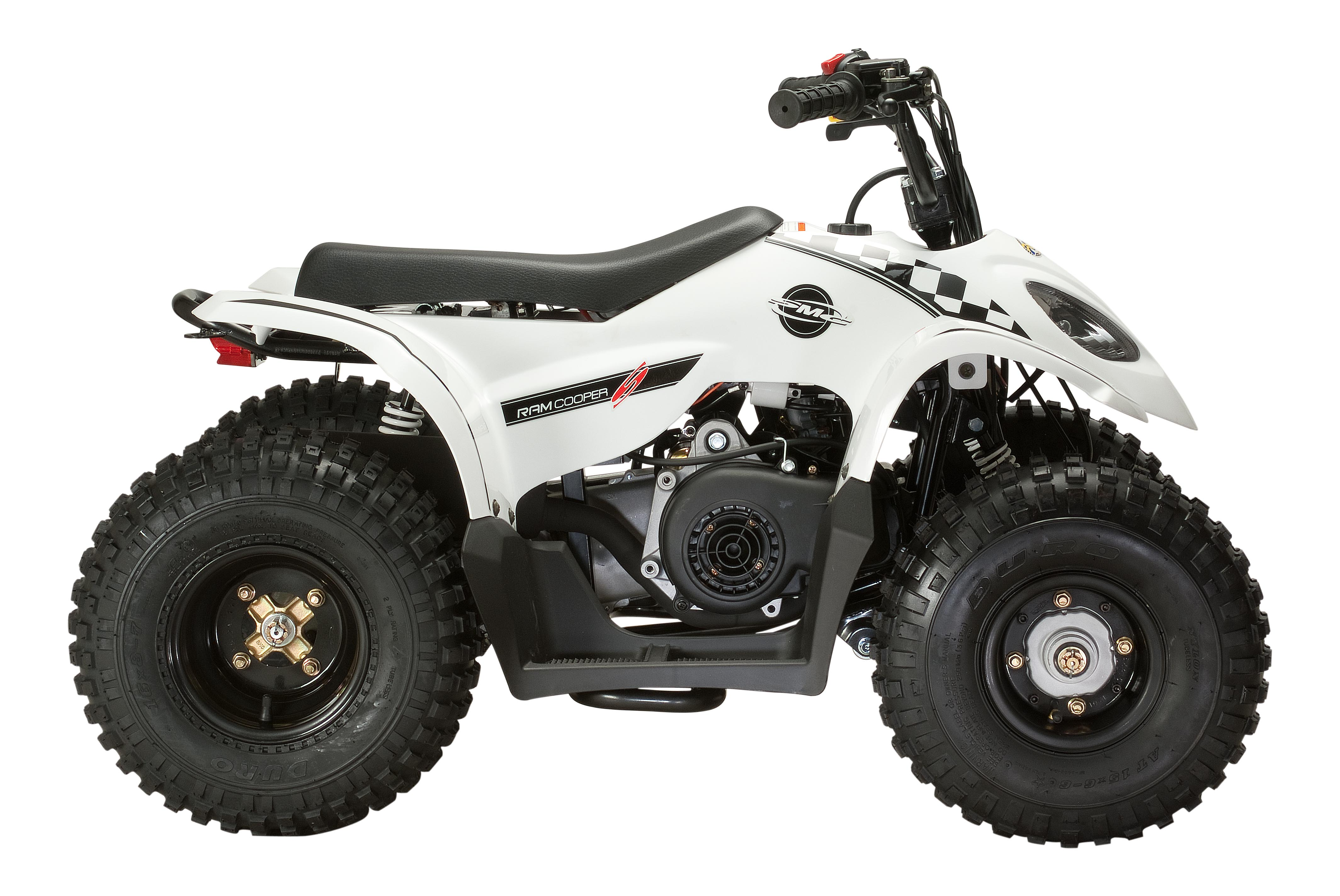 BARN ATV